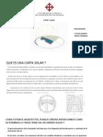 Carta Solar Expo