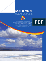 Kachi Yupi. Huellas de Sal [Procedimiento de Consulta]