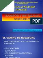 ( )Equipo de Transporte Sobre Rieles, Sesión 3