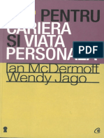 Ian McDermoff - NLP pentru cariera si viata personala