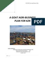 Kzn Goat Master Plan