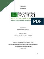 Case Report Mastoiditis Caca