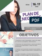 Brochure Plan de Negocio Opt