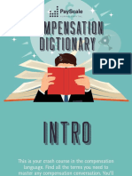 Payscale's Compensation Dictionary