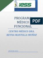 Pmf Dra Reyna Mantilla
