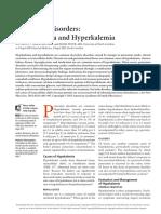 Potassium Diorders