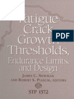 Fatigue Thresholds