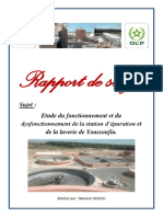 Rapport Stage STEP Laverie Youssoufia