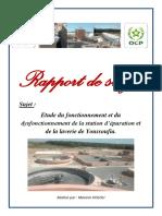 Rapport Stage STEP Laverie Youssoufia