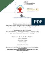 SéminaireMéthodologieEnfanceInfancia2018-2