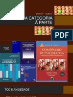 Reunião Clínica Residencia Médica Psiquiatria Prefeitura de Curitiba - Julho 2018