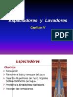 4. CP Espaciadores y Lavadores