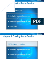 004_Creating Simple Queries