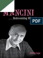 Henry Mancini Reinventing Film Music(John Caps)