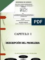 Diapositivas Tesis II Mercedes Huaman Salvador