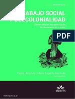 Trabajo Social y Colonialidad