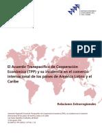 El Acuerdo Transpacifico de Cooperacion Tpp