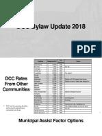 Revelstoke McElhanney DCC Report