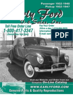 Early Ford V8 Sales 1932-48