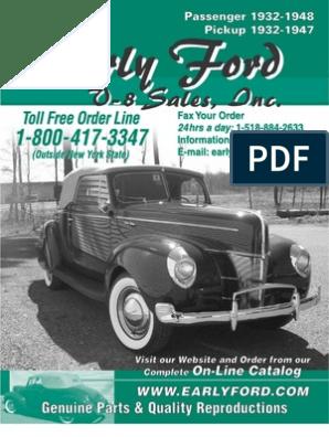 1937 Ford passenger car all 1938-40 coupe /& conv rear bumper arm grommets pair