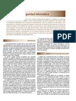 Seguridad Informatica Vision Estrategica y Tactica