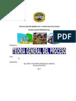 Material Teoria General Del Proceso 2017 Original