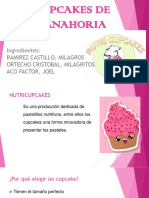 Cupcakes de Zanahoria