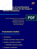 MACHINE FOUNDATION DESIGN 2003.ppt