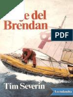 El Viaje Del Brendan - Tim Severin