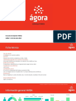 Encuesta Agora Consultores AMBA - julio 2018