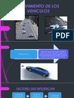 Movimiento de Los Vehiculos