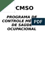 PCMSO - TGN