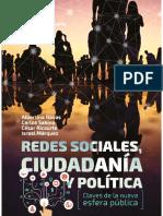 Redes Sociales Ciudadania y Politica