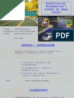 Programacion y Control de Obras Reformulado -Ppt