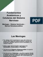 Unidad I. Meninges - Ventrículos - Barrera Hematoencefálica.pptx