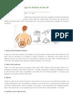 4 exercices pour soulager la douleur au bas du dos.pdf