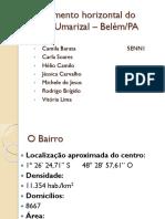 Crescimento horizontal do bairro Umarizal – Belém