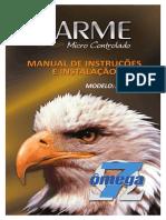 Manual Omega 7025 Rev 20