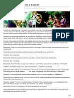 Lord Krishna Teaches a Lesson.pdf