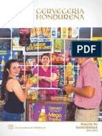 Honduras Sustainable Development Report 2012-2013