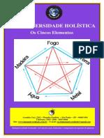 Apostila - Cinco Elementos.