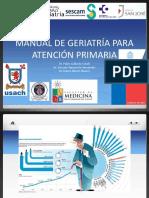 Dr. Pablo Gallardo Schall Manual de Geriatría Para Atención Primaria