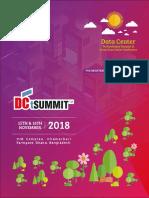Dctsummit Brochure - 2018