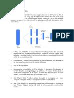 Miniprep Isolation of DNA