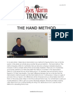 Hand Method for Friction Loss