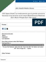 Public Health Media Library