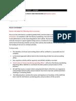IAB Example Anti-Money Laundering (AML) Policy Statement