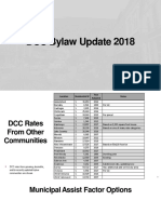 McElhanney DCC Report to the city's July 12 Committee of the Whole meeting