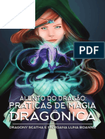 Alento Do Dragao Praticas de Magia Dragonica