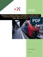 Traffic Impact Assessment (Petrolex) Final Report